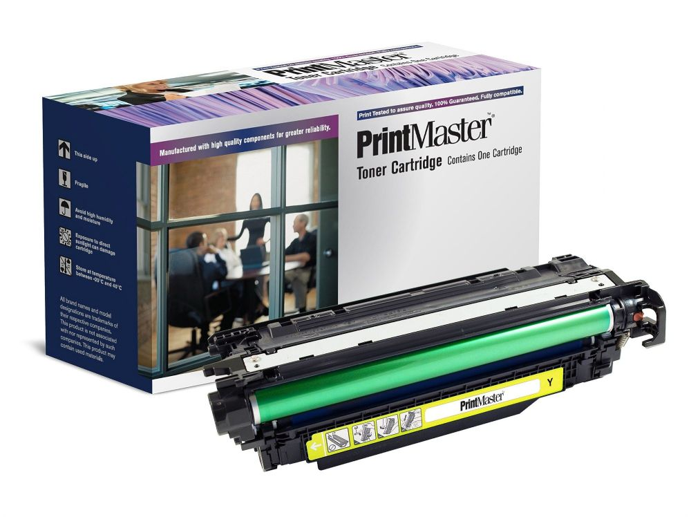 PrintMaster Compatible - 648A Toner 11000 pages Yellow - CE262A